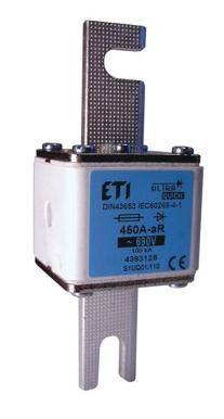 Предохранитель  S3UQ01/110/1250A/690V aR, 4395133, ETI