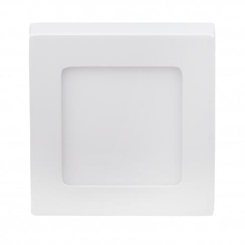 Светильник LED-SS-120-6 6 Вт 6400К квадрат накладной 120мм