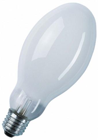 Лампа ртутно-вольфрамовая HWL 160W E27 235V, Osram