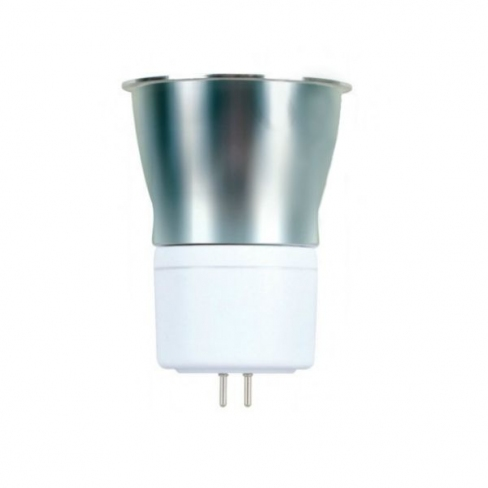 Лампа энергосберегающая 11W G5.3 4100K ERM-16, DELUX