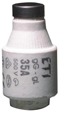 Предохранитель D III DZ 63A/500V (E33), 2313103, ETI