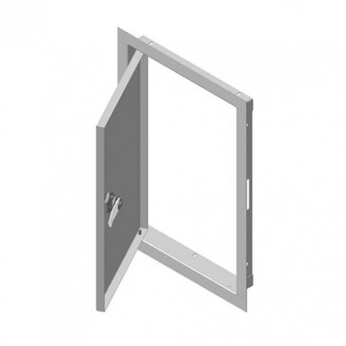 Ревизионные двери ДР 30х40 белые