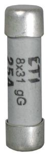 Предохранитель CH 8x32 gG 6A 400V, 2610005, ETI