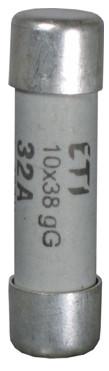 Предохранитель CH 10x38 аМ 10A 500V, 2621007, ETI