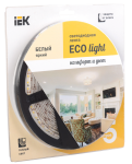 Лента LED 5м  блистер LSR-3528WW120-9.6-IP65-12V IEK-eco