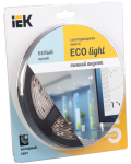 Лента LED 5м  блистер LSR-3528W60-4.8-IP20-12V IEK-eco