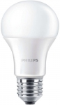 Лампа LED bulb 9.5-60W 840 E27 CorePro, Philips