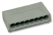 PUSH-WIRE CONN. 8 X 0.75-1.5 SQMM