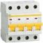 Автоматический выключатель ВА 47-29 4P 20A 4.5кА х-ка C IEK, MVA20-4-020-C
