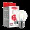 Лампа общего назначения (filament) LED лампа MAXUS (филамент), G45, 4W, яргкий свет,E14 (1-LED-548) (NEW)