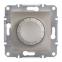 Механизм, светорегулятор, 315 Вт, цвет бронза, Asfora, Schneider Electric