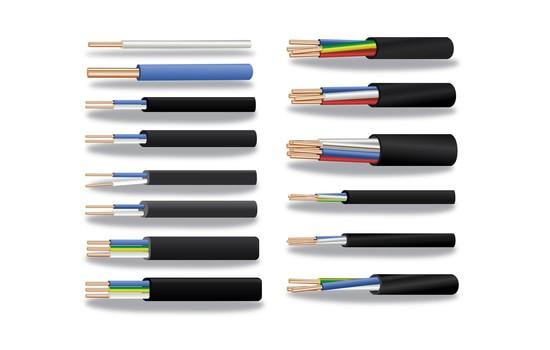 классификация кабелей